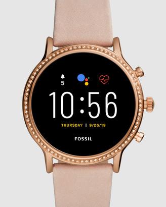 Fossil Julianna HR Beige Gen 5 Smartwatch