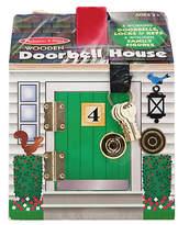 Melissa & Doug Doorbell House.
