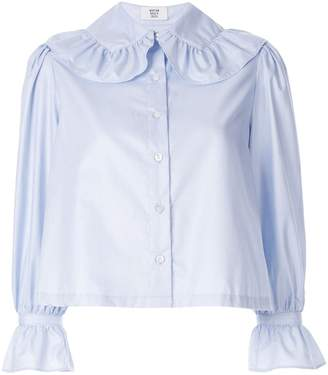 Maryam Nassir Zadeh Cherub blouse