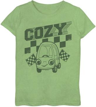 Little Tikes Girls 7-16 Cozy Vintage Graphic Tee
