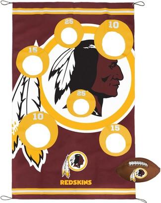 Washington Redskins Ball Target Practice Game