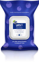 Ulta Yes to Blueberries Brightening Facial Towelettes