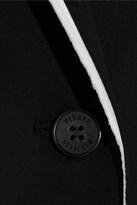 Balmain Pierre Double-breasted wool-blend twill blazer