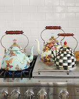 Mackenzie Childs MacKenzie-Childs Butterfly Garden Tea Kettles