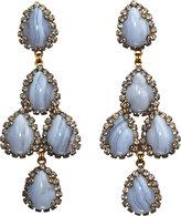 Crystal Duchess of Fabulous Chandelier Earrings