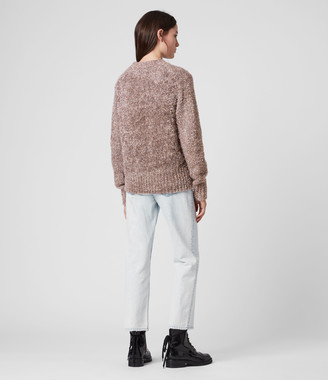 AllSaints Tinsel Sweater