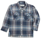 Sovereign Code Infant Boys' Lightweight Plaid Flannel Shirt - Sizes 12-24 Months