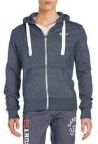 Superdry Knit Zip-Front Hoodie