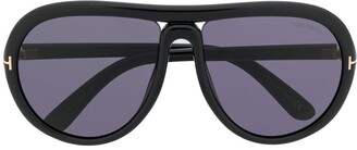 Tom Ford FT0768 aviator-style sunglasses