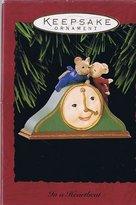 "Hallmark Keepsake Ornament ""In a Heartbeat"" 1995"