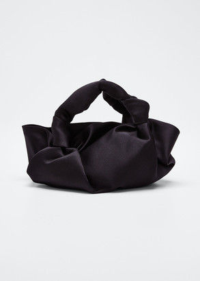 The Row Ascot Two Bag in Satin