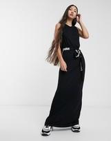Dr. Denim Nika Dress in black