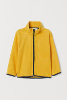 H&M Fleece Jacket - Yellow