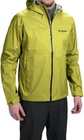 Columbia EvaPOURration Omni-Tech® Jacket - Waterproof (For Men)