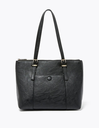 Marks and Spencer Buckle Detail Tote Bag