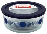 Pyrex Food Storage Container Blue
