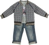 Organic Cotton Jacket, T-Shirt & Jeans