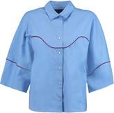 Stella Jean Cotton-blend shirt