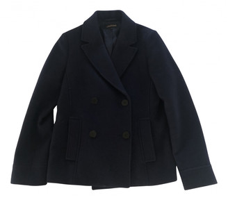 Jaeger Navy Wool Jackets