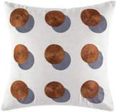 Kas Hopper Copper Square Cushion Cover