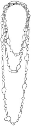 Lagos Link Mixed Link Long Necklace
