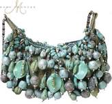 Mary Frances Antique Mini Colored Beaded Jeweled Handbag Purse Shoulder Bag