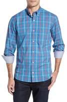 Tailorbyrd Men's Big & Tall Ashland Windowpane Check Sport Shirt