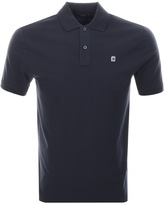 G Star Raw Dunda Polo T Shirt Navy