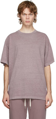 John Elliott Purple University T-Shirt