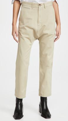 Denimist Chino Drop Pants