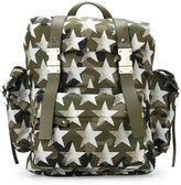 Valentino Garvani Camustars backpack - men - Leather/Nylon - One Size