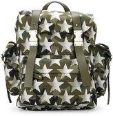 Valentino Garvani Camustars backpack - men - Nylon/Leather - One Size