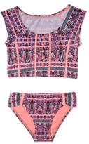 Hula Star Girl's 'Princess' Two-Piece Swimsuit