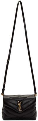 Saint Laurent Black Toy Loulou Bag