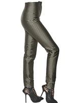 Haider Ackermann Striped Techno Jacquard Trousers
