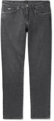 HUGO BOSS Delaware Slim-Fit Stretch-Denim Jeans