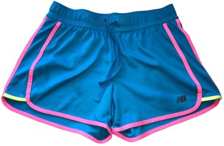 New Balance Blue Shorts for Women