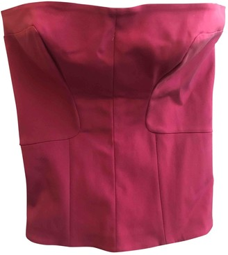 La Perla Red Top for Women