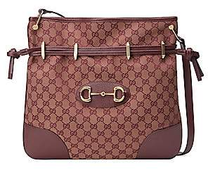 Gucci Women's 1955 Horsebit Large Messenger Bag