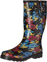Chooka Women's Bohemian Night Rain Boot