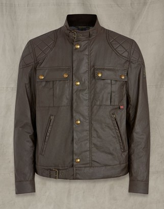 Belstaff Brookstone Waxed Cotton Jacket