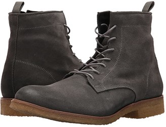 Supply Lab Jonah (Grey Suede) Men's Lace-up Boots