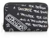 Balenciaga Tattoo Essential Leather Card Holder
