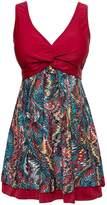 MiYang Women's Shaping Body Swimsuit One-Piece Swimwear Spa Suit Size tag 2XL/UK size M