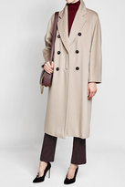 Max Mara Wool Coat with Cashmere