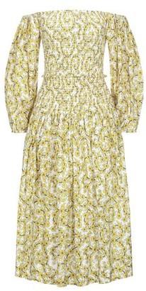 Rhode Resort 3/4 length dress