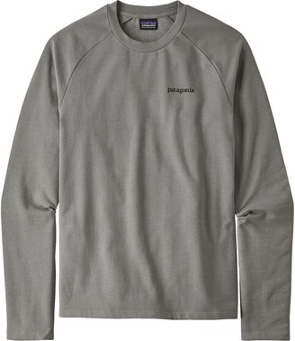 Patagonia Line Logo Ridge Lightweight Crew Sweatshirt - Men's