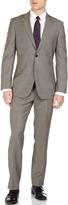 HUGO BOSS Paolini Suit, Gray