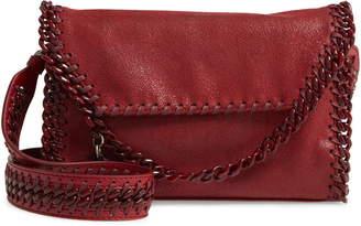 Stella McCartney Mini Falabella Shaggy Faux Leather Shoulder Bag