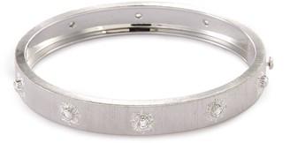 Buccellati 'Macri Classica' diamond white gold bangle
